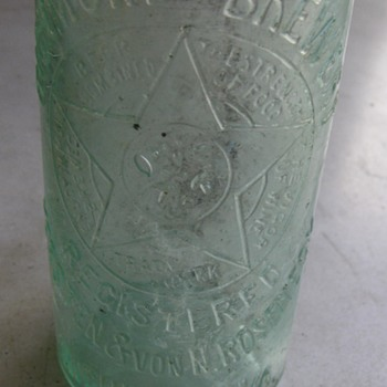 Richmond Brewery beer bottle - Bottles