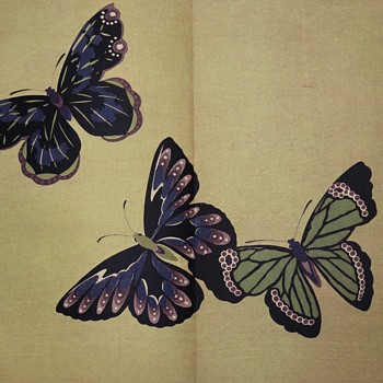 A Flight of Butterflies - Books