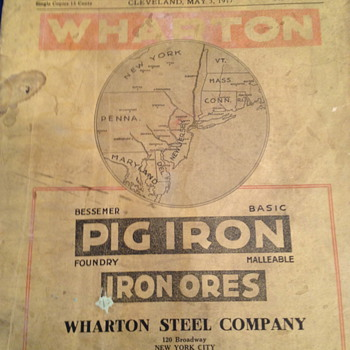 Iron Trade Review May 3, 1917