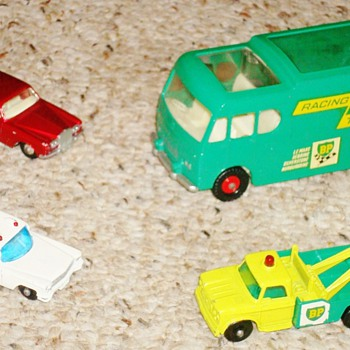 Lesney Matchbox Cars - Model Cars