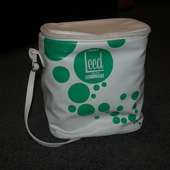 leed cooler bag - Advertising