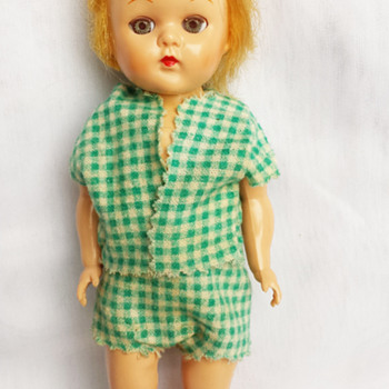1950s Virga Doll