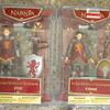 Narnia boxed action figures