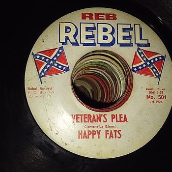Mr. Leroy Leblanc or 'Happy Fats'....