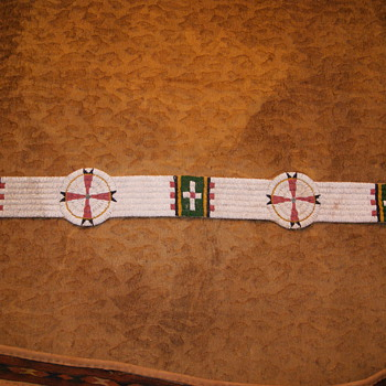 Native American Beaded item