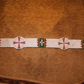 Native American Beaded item - Native American