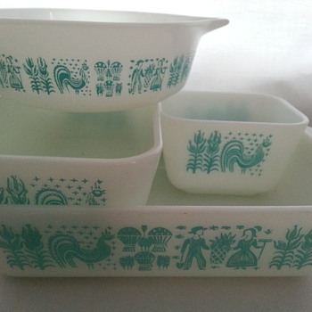 Butterprint Pyrex - Kitchen