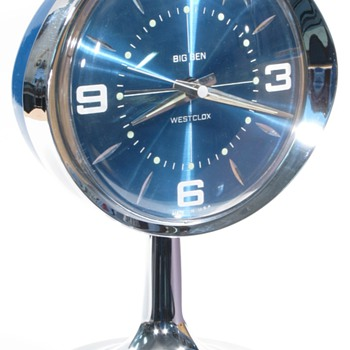 "Big Ben ""Sculptura"" Style 8 Alarm Clocks - Clocks"