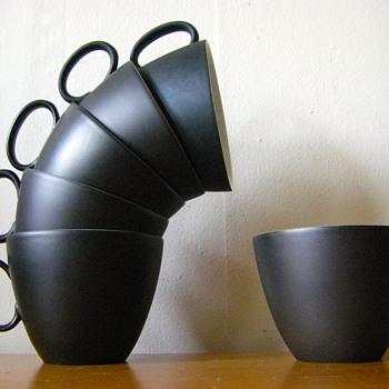 Raymond Loewy Continental Tea Cups