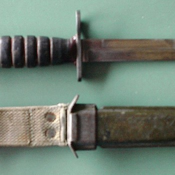 Imerial M4 Bayonet - Military and Wartime