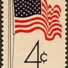 "1960 - ""U.S. Flag Issue"" Postage Stamp (US)"