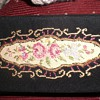 Embroidered Eyeglass Case - Vintage