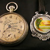 1927 Poll-Parrot Pocket Watch & F0b