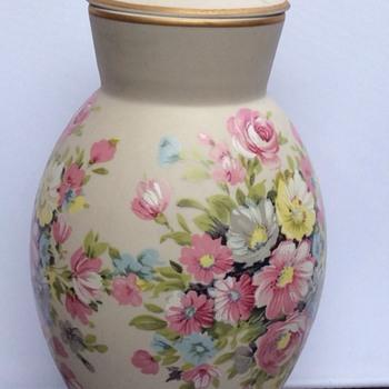Portuguese vase - Art Pottery