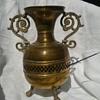 Church Brass Incense Burner 19th Century