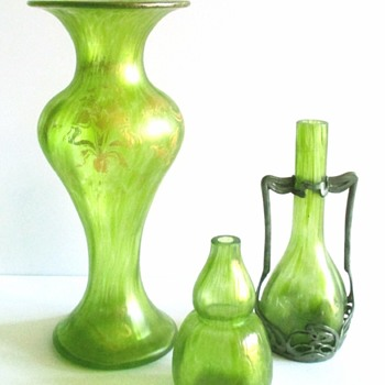 LOETZ CISELE-- A GENERIC TERM. FOR DIFFERENT DECORS. - Art Glass