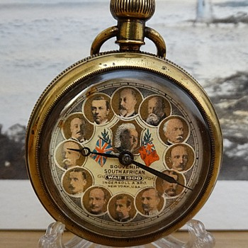 Ingersoll Dollar Souvenir Watch - Pocket Watches