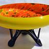 Czech console bowl