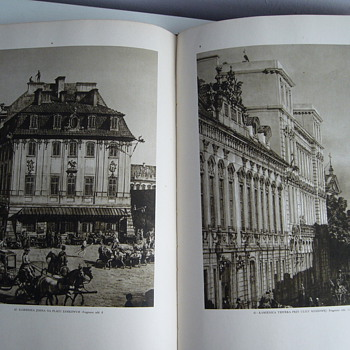Canaletto Malarz Warszawy (Canaletto, painter of Warsaw) 1954 Polish edition  - Books
