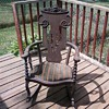 My antique rocker