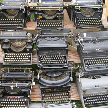 Typewriters! - Office