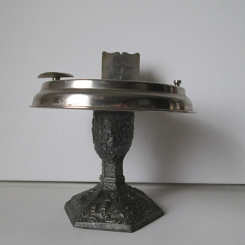Cigar Ashtray - Tobacciana