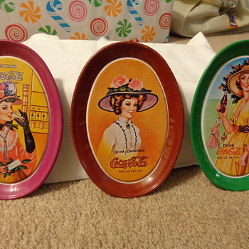 Mothers Tin trays