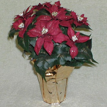 Christmas - Red Poinsettia - Christmas
