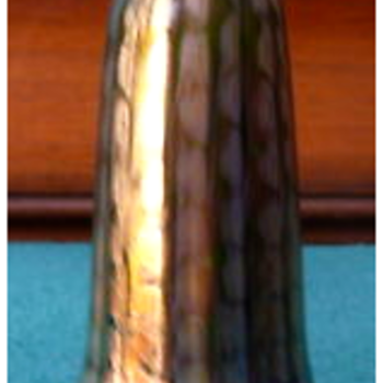 QUEZAL ART GLASS LILY SHADE