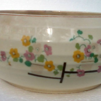 Edwin M. Knowles China Dish
