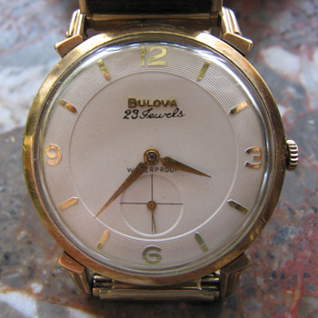 1959 Bulova - Wristwatches
