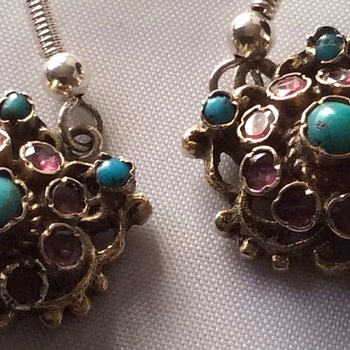 Rubies and turquoise ? - Fine Jewelry