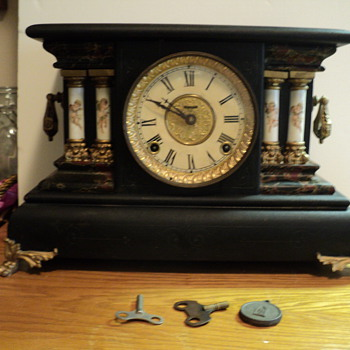 Mantle Clock - Clocks