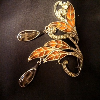 Awesome Brooch - Costume Jewelry