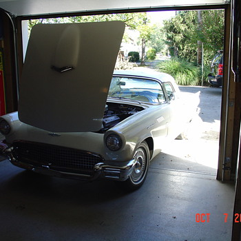 1957 Ford Thunderbird - Classic Cars