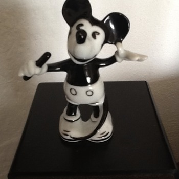 Mickey Mouse  - Figurines