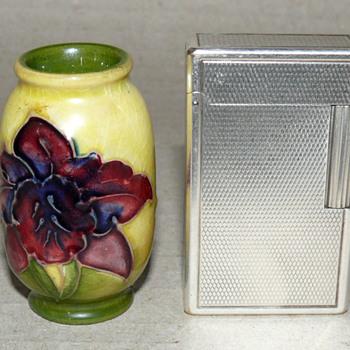 moorcroft miniature - Art Pottery