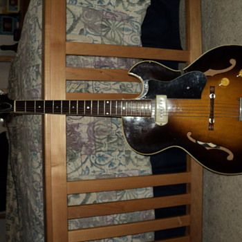 1958 Guild T-100 (I think)  What do you think - Guitars