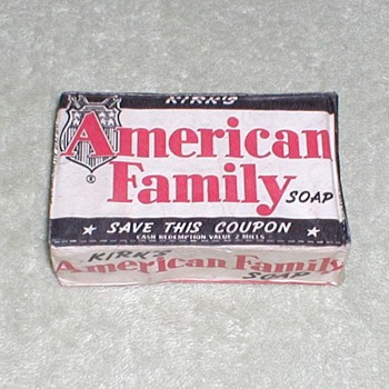 American Family Soap - Advertising
