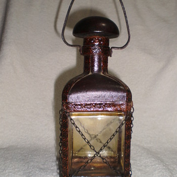 Glass Decanter - Bottles