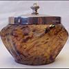 Kralik Bacillus lidded bowl