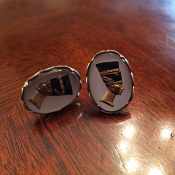 The most expensive cufflinks I've EVER gotten at the Swap Meet... - Accessories