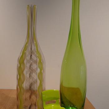 SIEM VAN DE MAREL SERICA - LEERDAM - Art Glass