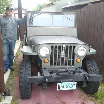 1948 Willys Jeep - Classic Cars