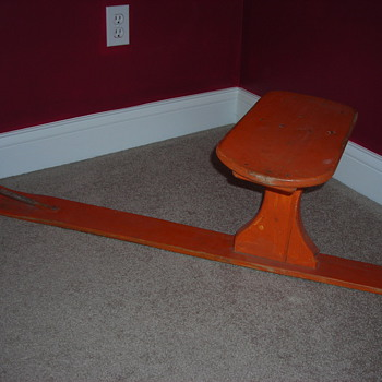 Jack Jumper Sled