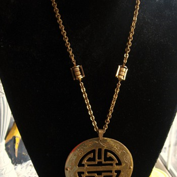 Miriam Haskell Necklace - Asian