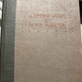 Women's Work ....Roycroft Press