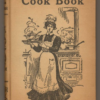 1925 - Bohemian-American Cook Book - Books