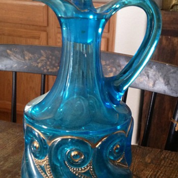 Neat looking decanter