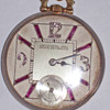 Vintage Abra pocket watch